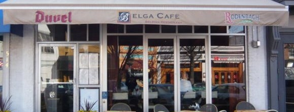 Belga Cafe is one of Explore: Capitol Hill.