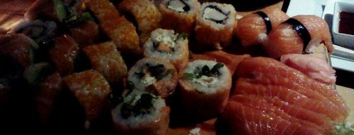 Akbar Sushito is one of Restaurantes, Bares, Cafeterias y el Mundo Gourmet.
