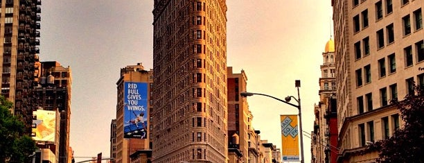 Flatiron District is one of Ferias USA 2012.