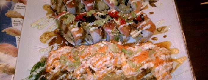 Little Tokyo is one of Must-Visit Sushi Restaurants in RDU.