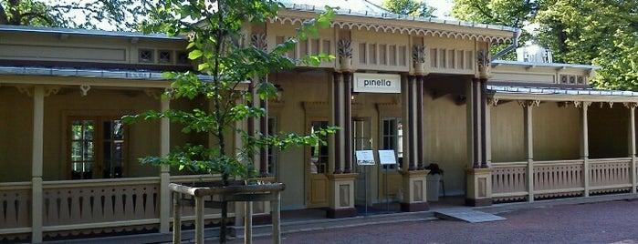 Ravintola & Baari Pinella is one of Best in Turku.