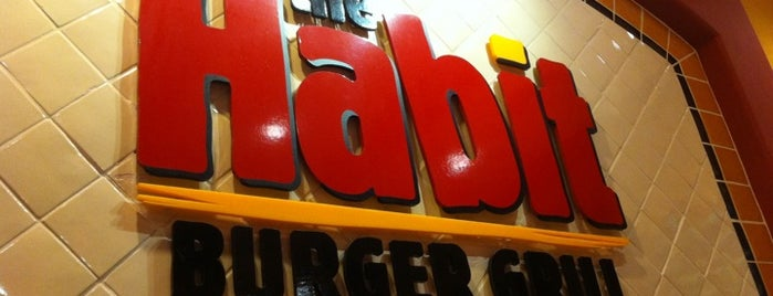 The Habit Burger Grill is one of Restaurants.