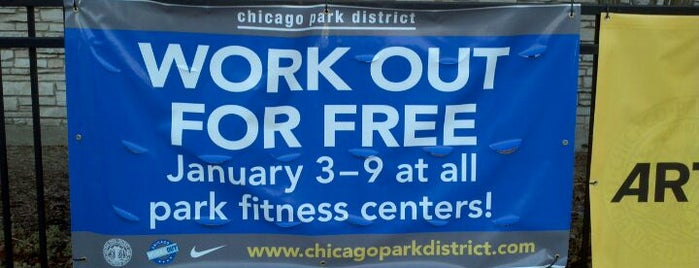 Kennicott Park is one of Chicago Park District Fitness Centers.