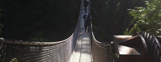 Lynn Canyon Suspension Bridge is one of Vancouver on the Cheap — Family Edition.