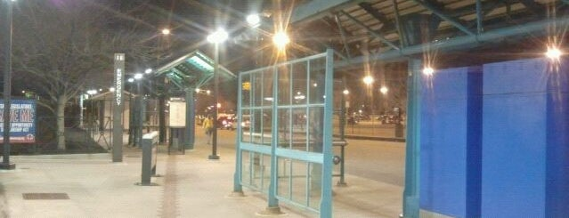 NJT - Liberty State Park Light Rail Station is one of Jersey.