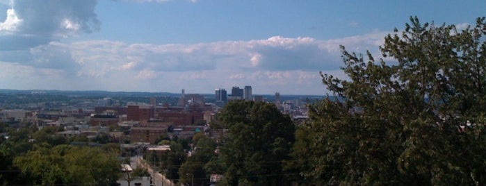 Birmingham, AL is one of Steel City.