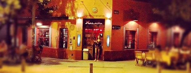 Xalapa is one of A ver....
