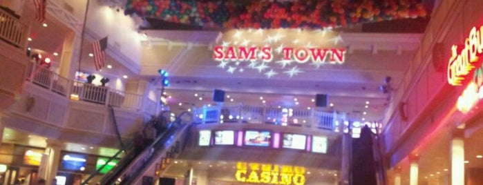 Sam's Town Tunica Hotel & Casino is one of B Connected Casinos.