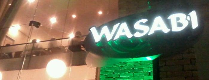 Wasabi Temaki Hall is one of Restaurante Japonês.