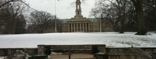 The Pennsylvania State University is one of College Love - Which will we visit Fall 2012.