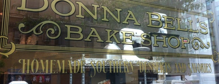 Donna Bell's Bakeshop is one of USA NYC MAN Midtown West.