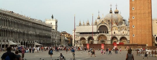 Saint Mark's Square is one of Italis.