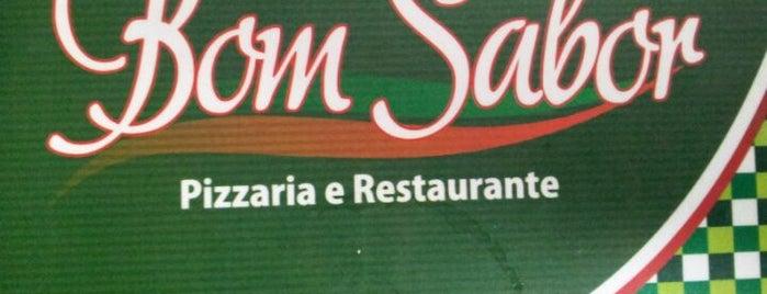 Pizzaria Bom Sabor is one of conheço.