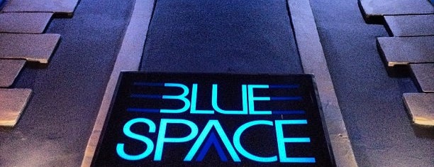 Blue Space is one of Night Life.
