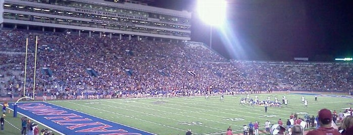 Memorial Stadium is one of KC Sports Venues.