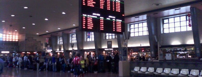 Gare Centrale is one of Favorites.
