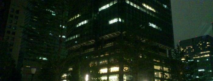 Marunouchi Building is one of Tokyo.