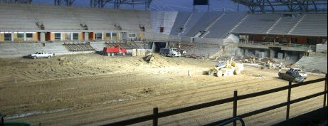 BBVA Compass Stadium is one of MLS Stadiums.