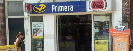 Primera is one of Winkels.