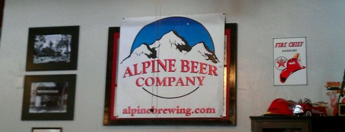 Alpine Beer Company is one of Craft Beer in San Diego.