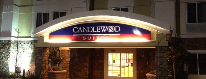 Candlewood Suites Santa Maria is one of victoria.