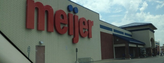 Meijer is one of Where we shop.