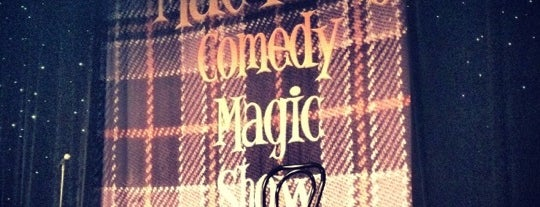 The Mac King Comedy Magic Show is one of Las Vegas to-do.