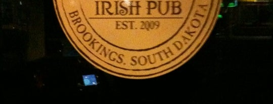 Sully's Irish Pub is one of Places to Eat in Brookings, SD.