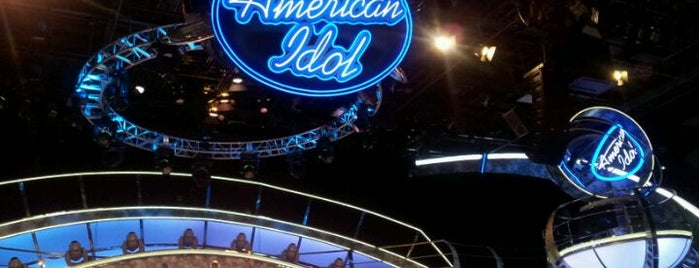 The American Idol Experience is one of Disney Sightseeing: Hollywood Studios.