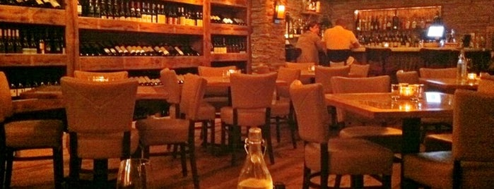DiSotto Enoteca is one of Chicago wine bars.