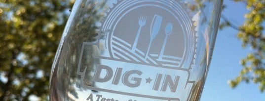 Dig IN, A Taste of Indiana is one of Exploring Indy #4sqCities #VisitUS.