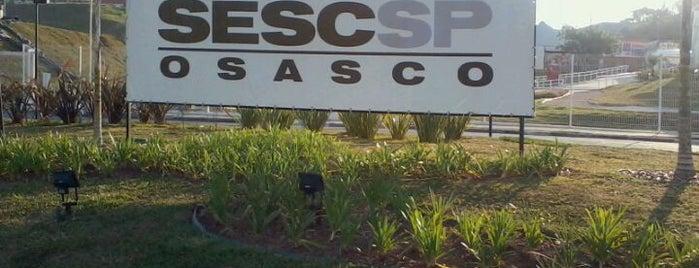 Sesc Osasco is one of Minha Lista JM.