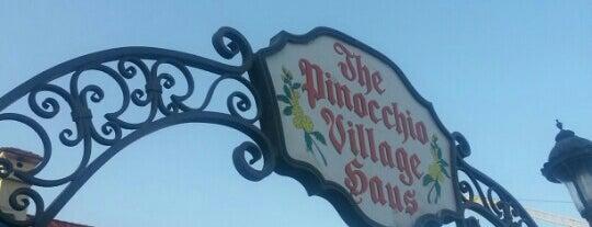 Pinocchio Village Haus is one of Walt Disney World.