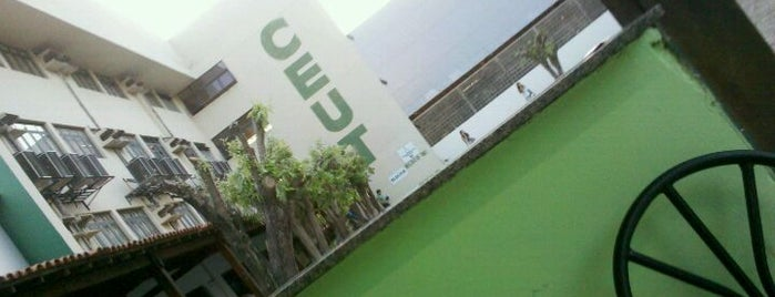 CEUT is one of bons lugares em teresina.