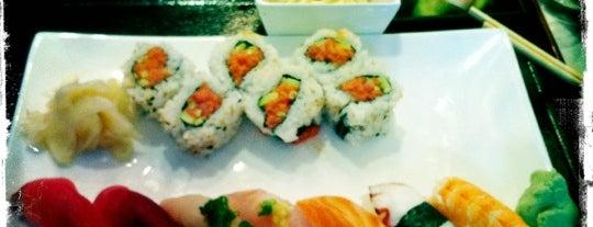 Sushi Yuzu is one of Restaurants.
