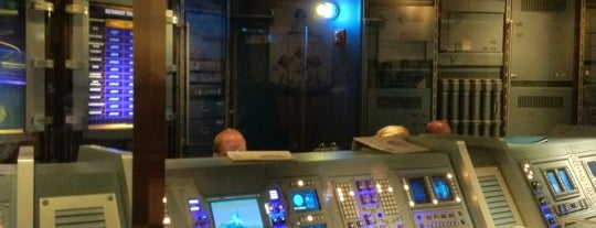 Mission: SPACE Advanced Training Lab is one of Walt Disney World - Epcot.