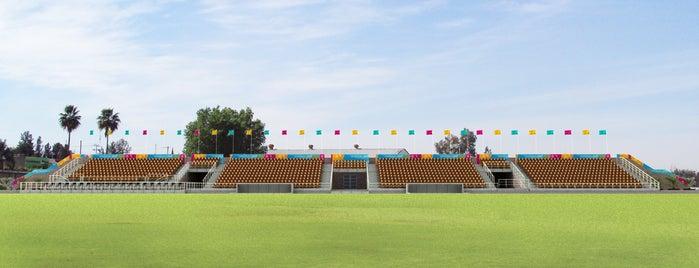 Estadio de Rugby Tlaquepaque is one of Instalaciones / Venues.