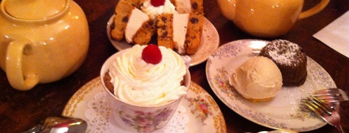 Alice's Tea Cup is one of Weekend Chill - Been Meaning to Do....