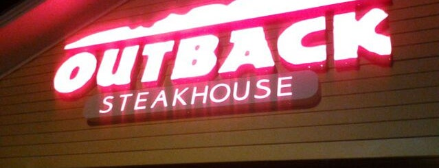Outback Steakhouse is one of Restaurant n bar.