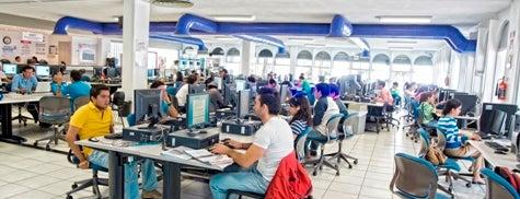 Sala de Alumnos (CASTI) is one of Descubre Campus Querétaro.