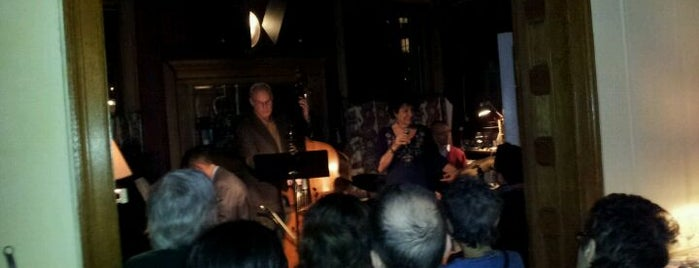 """Jacques' Jazz Soiree is one of """"Be Robin Hood #121212 Concert"""" @ New York!."""