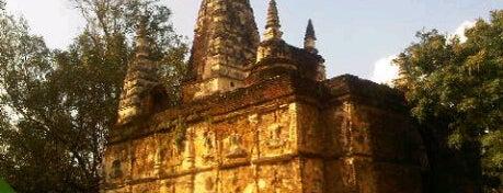 Wat Jed Yod is one of Chaing Mai (เชียงใหม่).