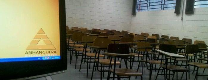 Faculdade Anhanguera De Campinas - Unidade 1 is one of Anhanguera São Paulo.