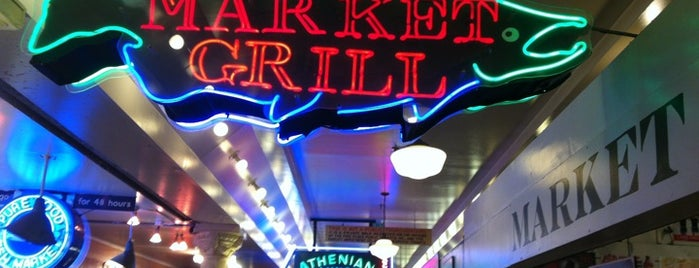 Market Grill is one of Quality Unfucked - Eats.