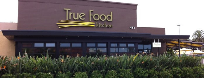 True Food Kitchen is one of places.