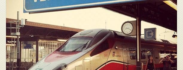 Verona Porta Nuova Railway Station is one of Italy.