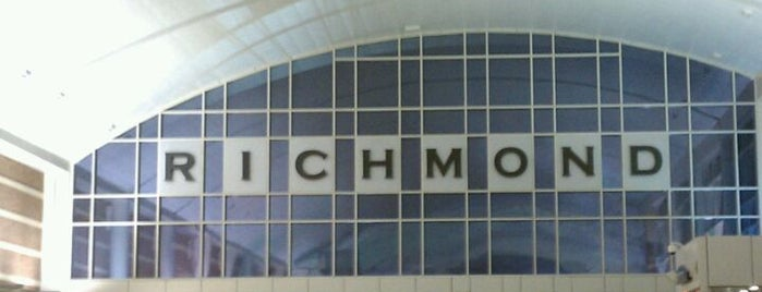 Richmond International Airport (RIC) is one of Airports - worldwide.