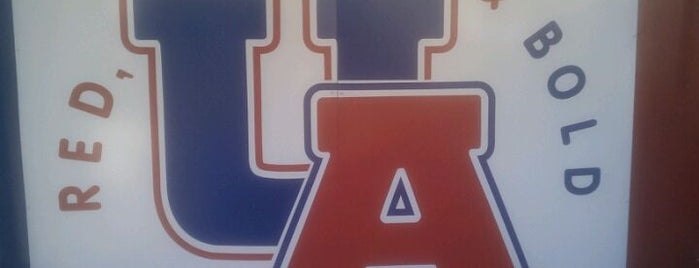 University of Arizona is one of College Love - Which will we visit Fall 2012.