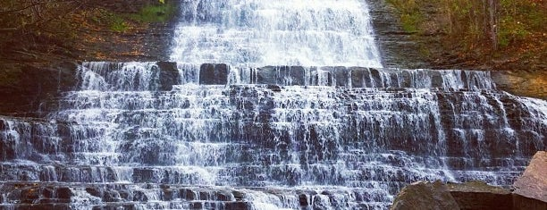 Albion Falls is one of Hamilton Area: To-Do.