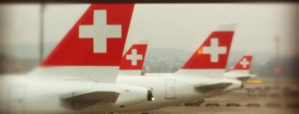 Zurich Airport (ZRH) is one of I Love Airports!.